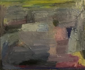 9. Urban View | Oil painting | 78 x 65 cm