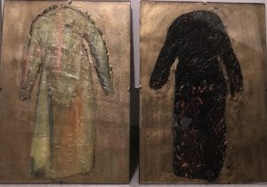 20. Four Landscapes From My Mother | Mixed media | 2005 | 49 x 21 cm